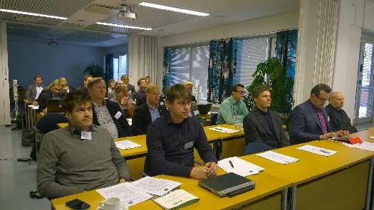 VTT workshop photo